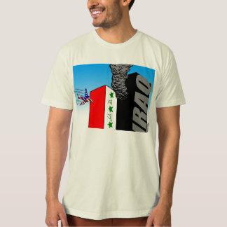 Camiseta misturador