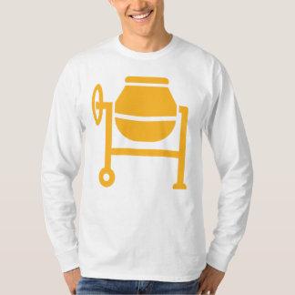 Camiseta Misturador de cimento