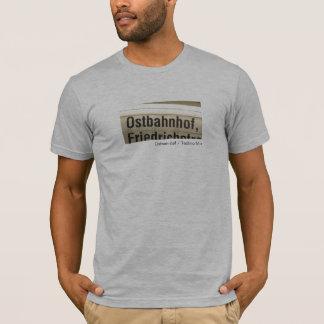 Camiseta Misturas Ostbahnhof, Techno/