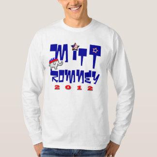 Camiseta Mitt Romney