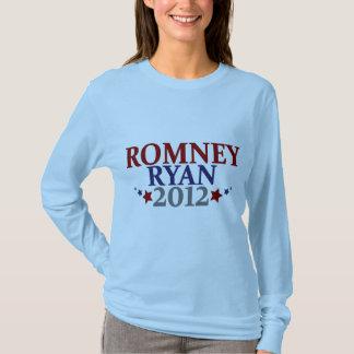 Camiseta Mitt Romney Paul Ryan 2012
