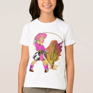 Camiseta Miúdo da vaqueira