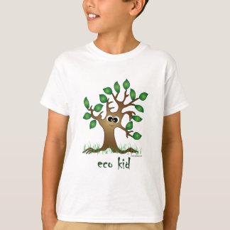Camiseta Miúdo de Eco