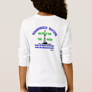 Camiseta MIÚDO de OilIELD o remendo