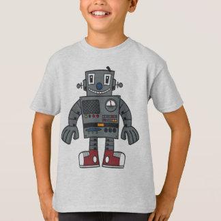 Camiseta Miúdo do robô