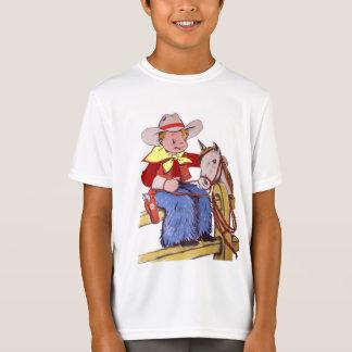 Camiseta Miúdo do vaqueiro