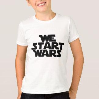 Camiseta Miúdos da foto do Splatter - personalizados