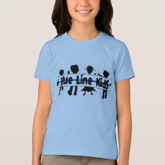 Camiseta Miúdos de Blue Line