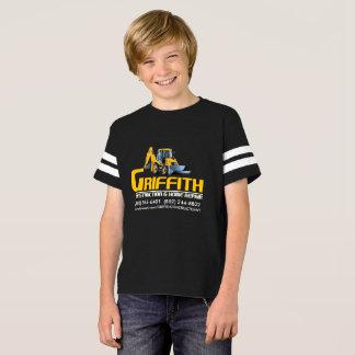 Camiseta MIÚDOS de Griffith Constructioin (apoio da