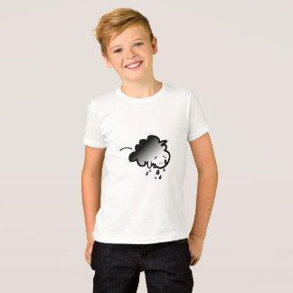 Camiseta Miúdos de grito T da nuvem a mais pequena