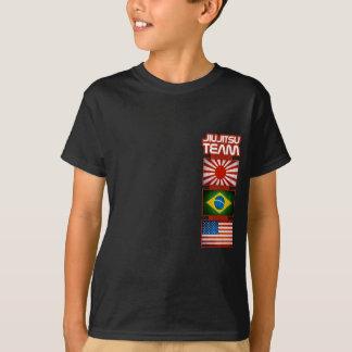 Camiseta Miúdos de Jiu-jitsu