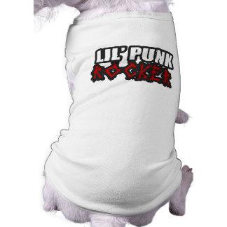 Camiseta Miúdos de Punkrock do bebê do punk rock