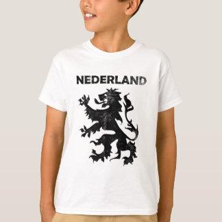 Camiseta Miúdos do campeonato do mundo