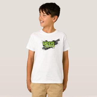 Camiseta miúdos do final do ubsc