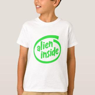 Camiseta Miúdos estrangeiros