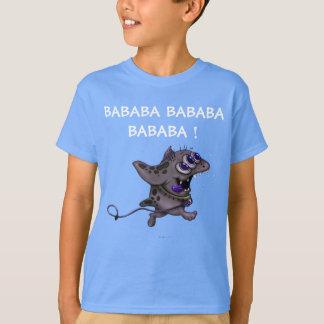 Camiseta Miúdos ESTRANGEIROS do t-shirt dos DESENHOS