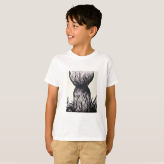 Camiseta Miúdos fortes de Latte