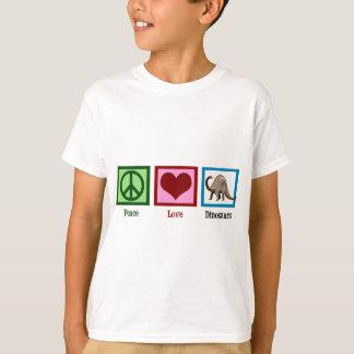 Camiseta Miúdos legal do dinossauro