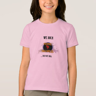 Camiseta Miúdos - nós balançamos-nos… então rolamos