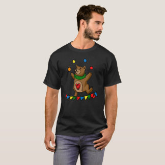 Camiseta Mnanipulação do urso