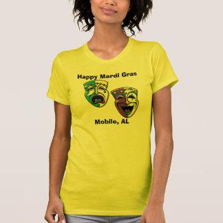 Camiseta Móbil do carnaval, AL