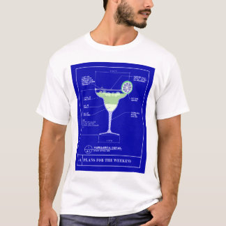 Camiseta Modelo de Margarita