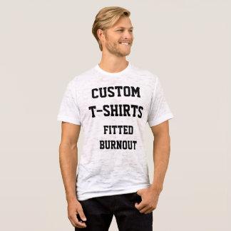 Camiseta Modelo do T-SHIRT da NEUTRALIZAÇÃO dos homens