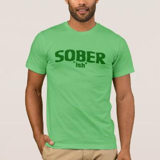 """Camiseta MODERE o T retro da campainha do """"ish"""" (o verde)"""
