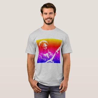 Camiseta moderna do homem de Mando