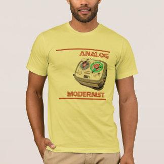 Camiseta Modernist análogo