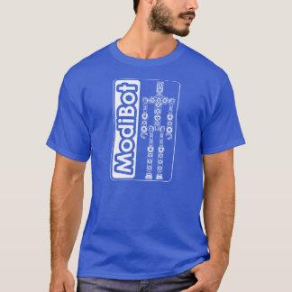 """Camiseta ModiBot """"construção seus próprios"""" T do boneco de"""
