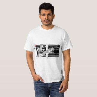 Camiseta Modo do ataque