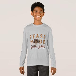 Camiseta Modo do banquete da acção de graças