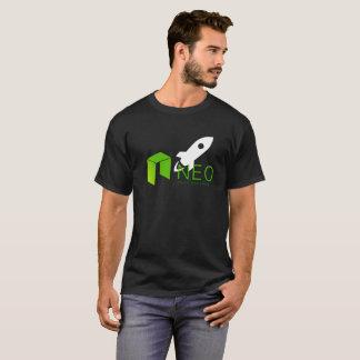 Camiseta Moeda cripto NEO - à lua - t-shirt