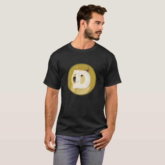 Camiseta Moeda do Doge - t-shirt