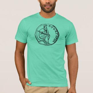 Camiseta Moeda grega