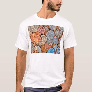Camiseta Moeda inventada