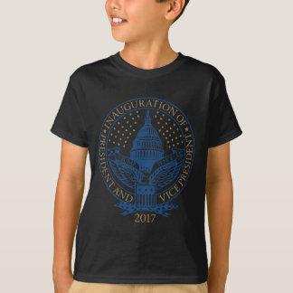 Camiseta Moedas de um centavo 2017 presidenciais de Donald