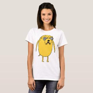 Camiseta Moedor Jake do intestino