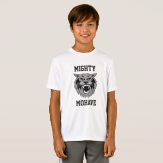 Camiseta Mohave poderoso - t-shirt desorganizado da