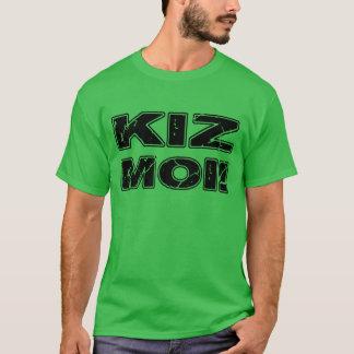 Camiseta Moi de Kiz! Francês de Kizomba