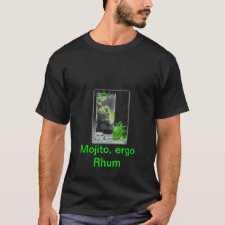 Camiseta Mojito por conseguinte Rhum