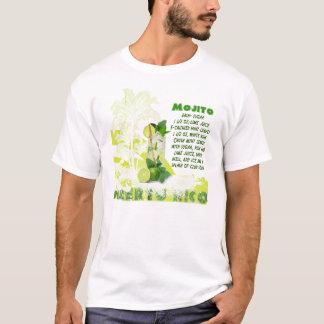Camiseta Mojito- Puerto Rico
