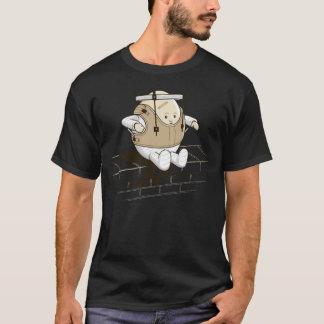 Camiseta Molde completo do corpo