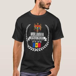 Camiseta Moldova