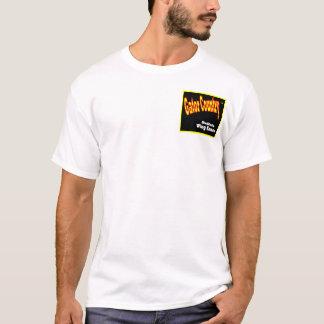Camiseta Molho da asa do país do jacaré
