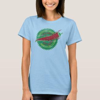 Camiseta Molho picante de Louisiana