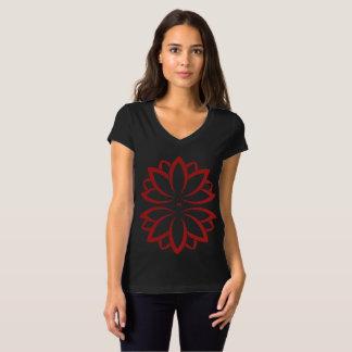 Camiseta Momentos tranquilos (TM) V - t-shirt do pescoço