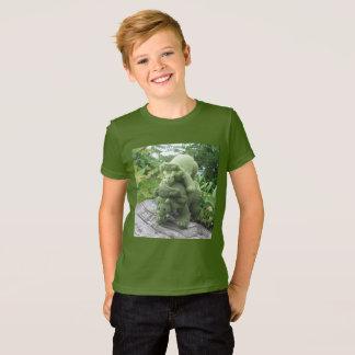 Camiseta Momma e t-shirt do Triceratops do bebê