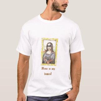 Camiseta Mona é meu homie!